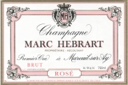 Hebrart Brut Rose , Chardonnay Wine